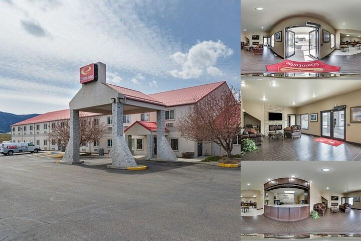 Econo Lodge Livingston Gateway To Yellowstone photo collage