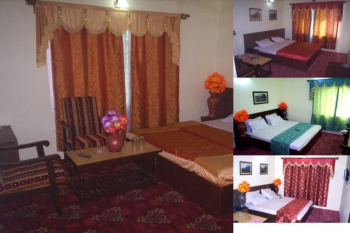 Hotel Star of Kashmir photo collage