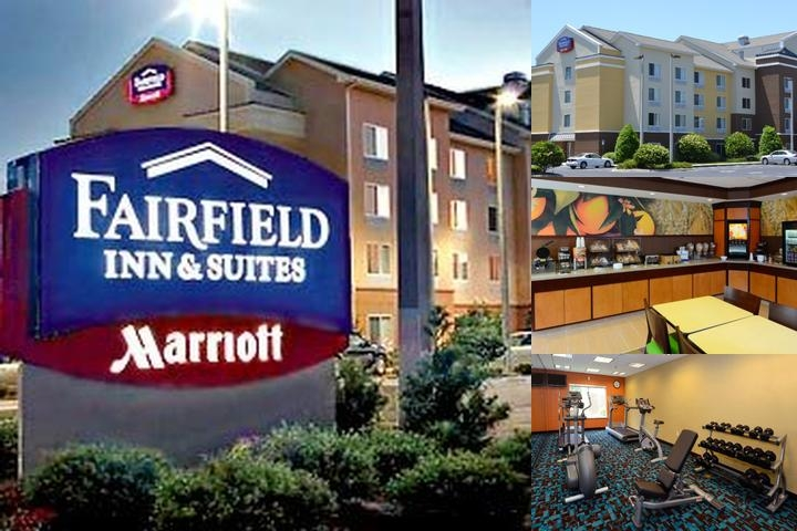 Fairfield Inn & Suites Fort Walton Beach Eglin Afb photo collage