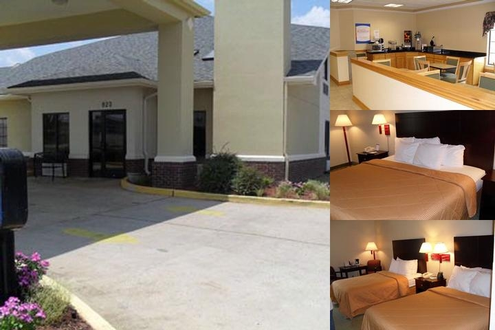 Quality Inn Columbia photo collage