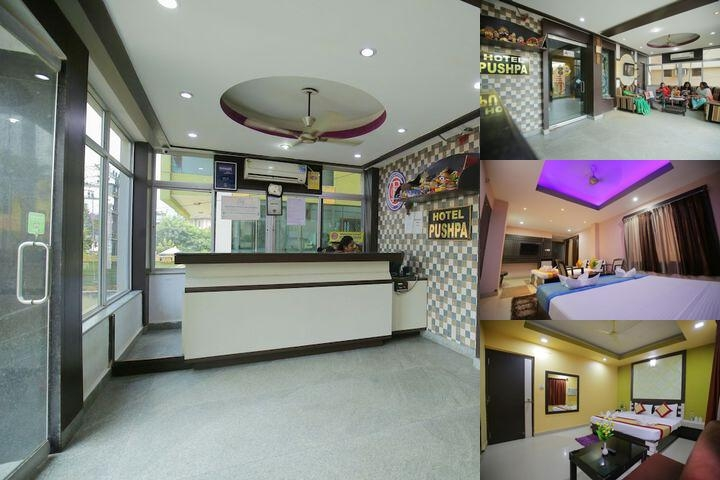 Hotel Pushpa Berries Group of Hotels photo collage