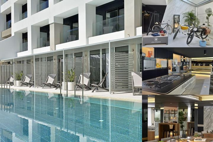 Tryp Palma Bosque photo collage