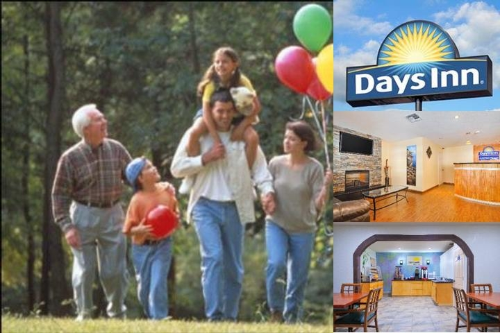 Days Inn Resort photo collage