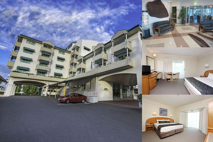 Cairns Sheridan Hotel photo collage