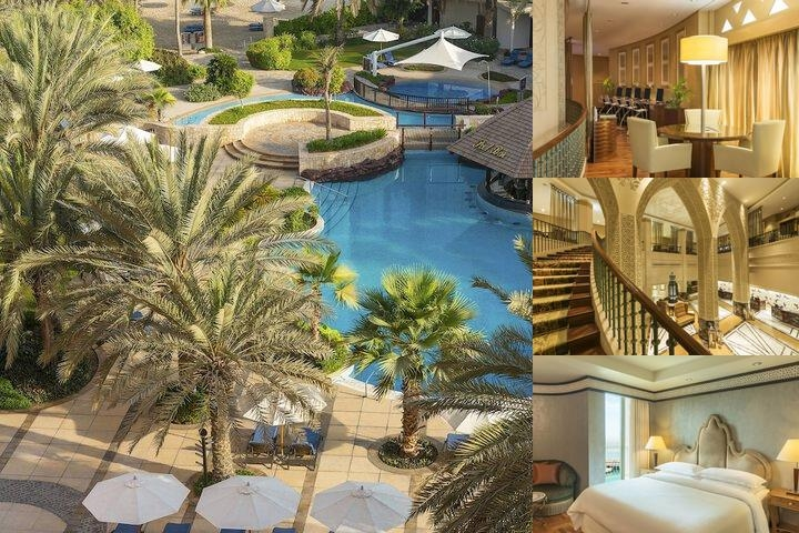 Sheraton Abu Dhabi Hotel & Resort photo collage