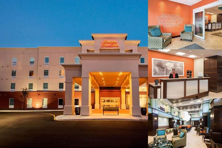 Hampton Inn & Suites Wilmington / Christiana photo collage