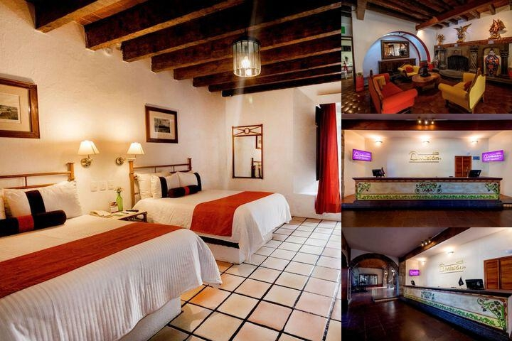 Hotel Mision San Gil photo collage