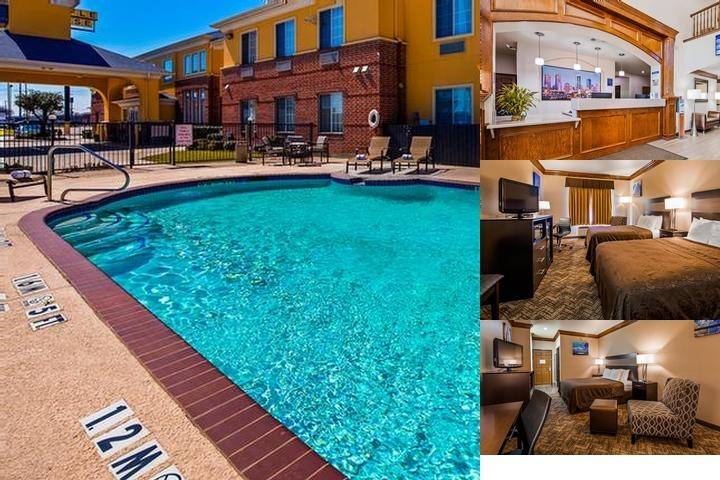 Best Western Fort Worth Inn & Suites photo collage