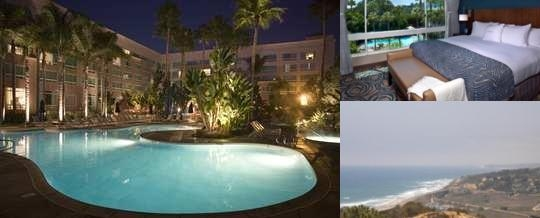 Doubletree by Hilton San Diego Del Mar photo collage