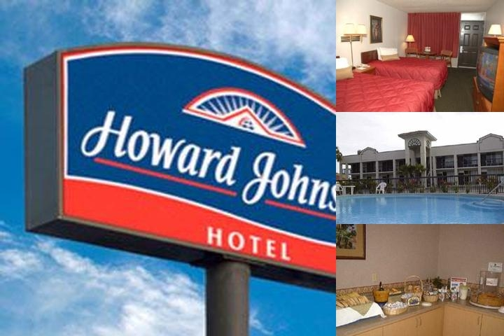 Howard Johnson St. Augustine / I 95 photo collage