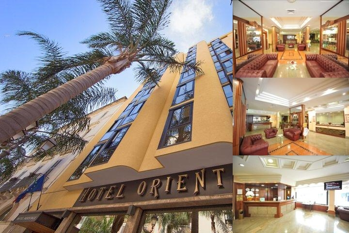 Hotel Orientale photo collage
