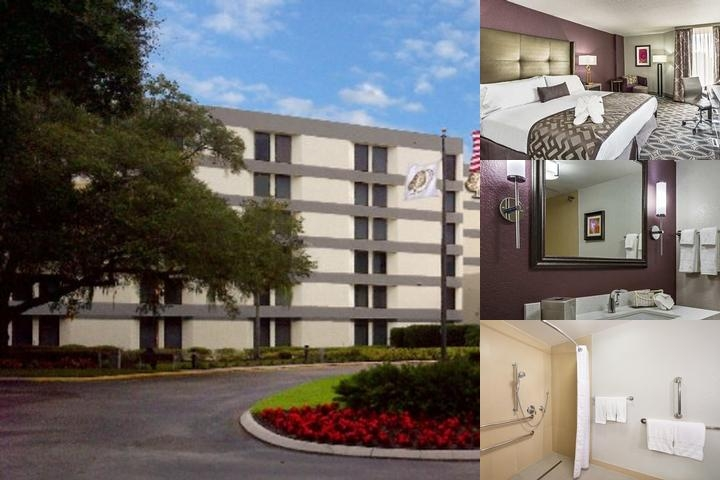 Doubletree by Hilton Hotel Orlando East Ucf Area photo collage