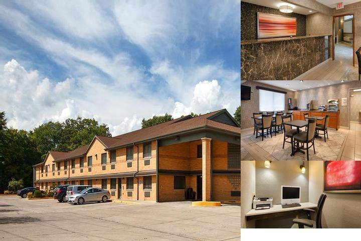 Best Western Riverside Inn photo collage