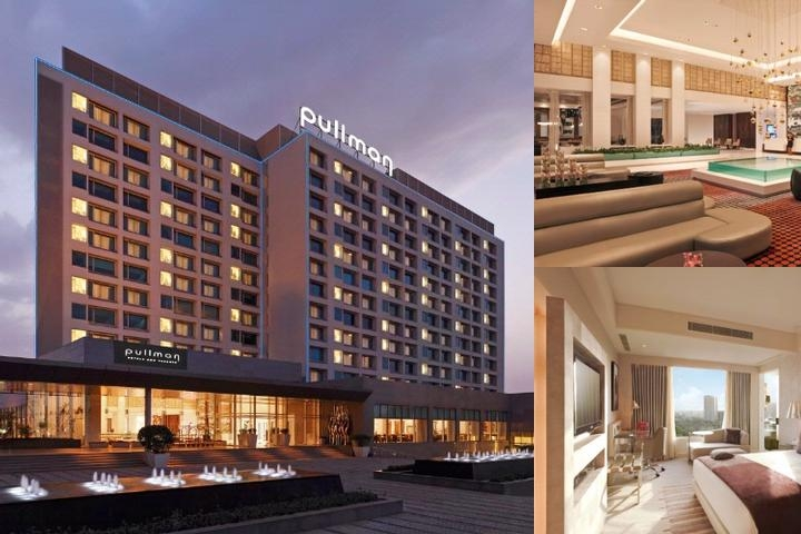 Pullman Gurgaon Central Park photo collage