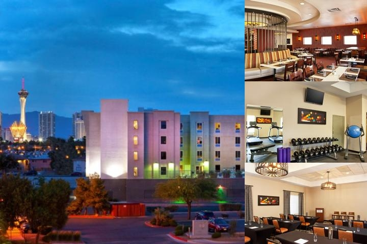 Baymont Inn & Suites Vegas photo collage