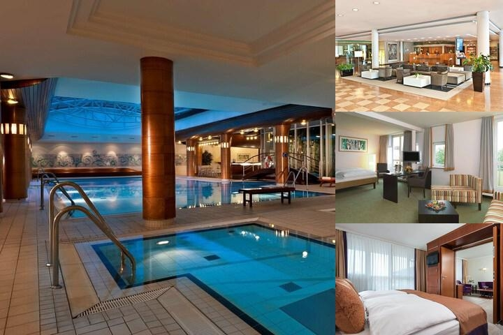 Radisson Blu Park Hotel & Conference Centre photo collage