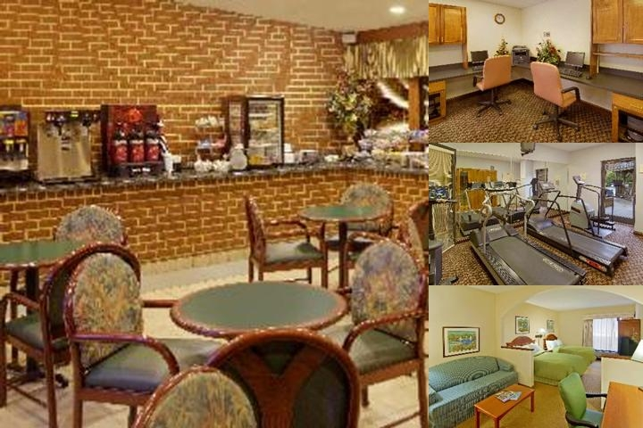 Comfort Suites Chesapeake photo collage
