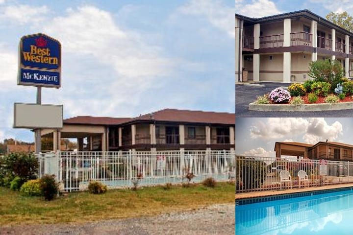 Best Western Mckenzie photo collage