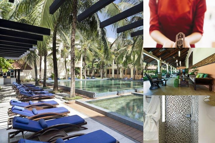 Anantara Hoi An Resort photo collage