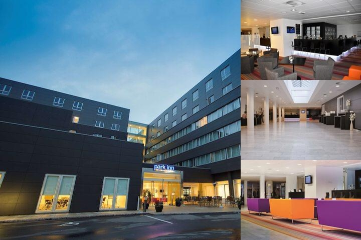Park Inn by Radisson Copenhagen Airport photo collage