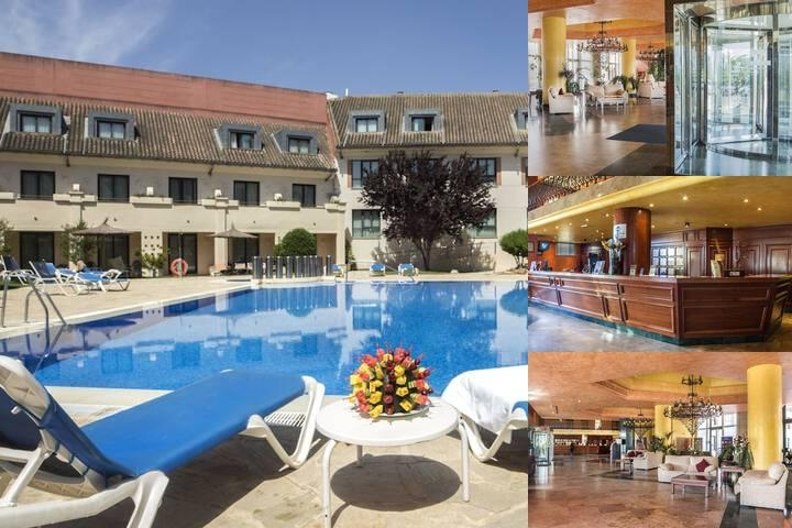 Hotel Antequera photo collage