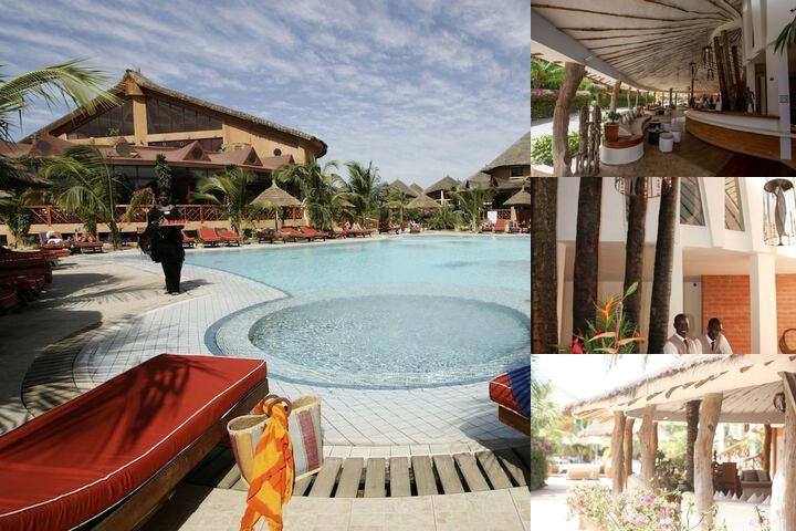 Lamantin Beach Hotel photo collage