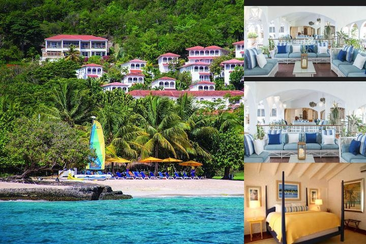 Mount Cinnamon Resort & Beach Club photo collage