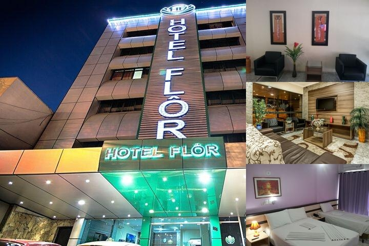Hotel Flor Foz photo collage