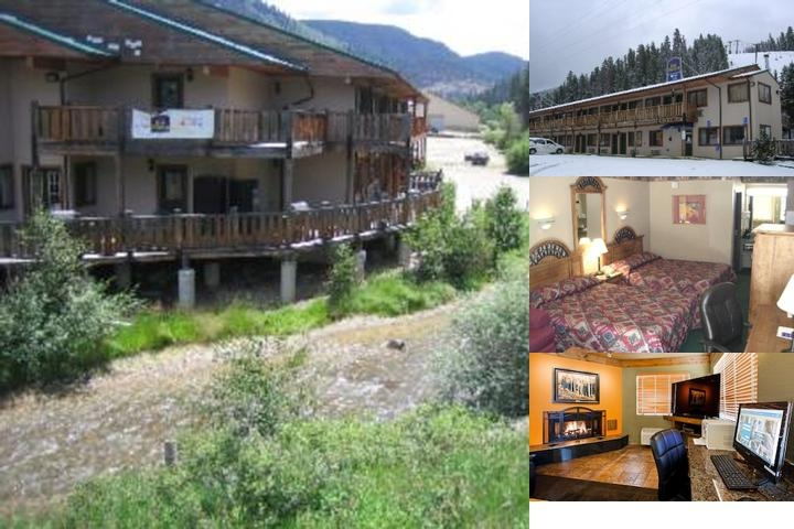 Best Western Rivers Edge photo collage