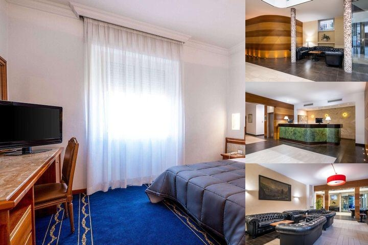 Quality Hotel Nova Domus photo collage