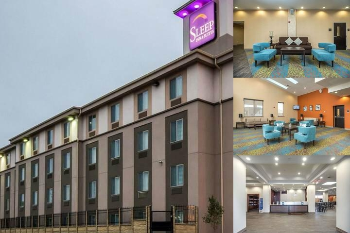 Sleep Inn & Suites & Conference Center photo collage