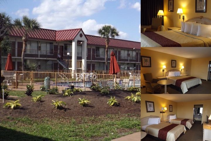 Red Roof Inn Dundee Winter Haven East photo collage