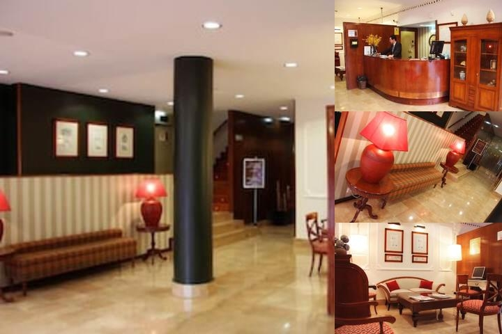 Hotel Sercotel Oriente photo collage