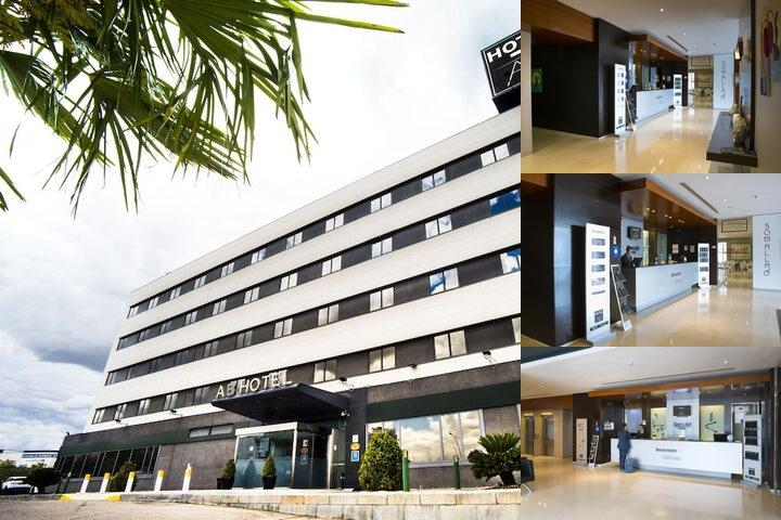 Hotel Ab Rivas photo collage