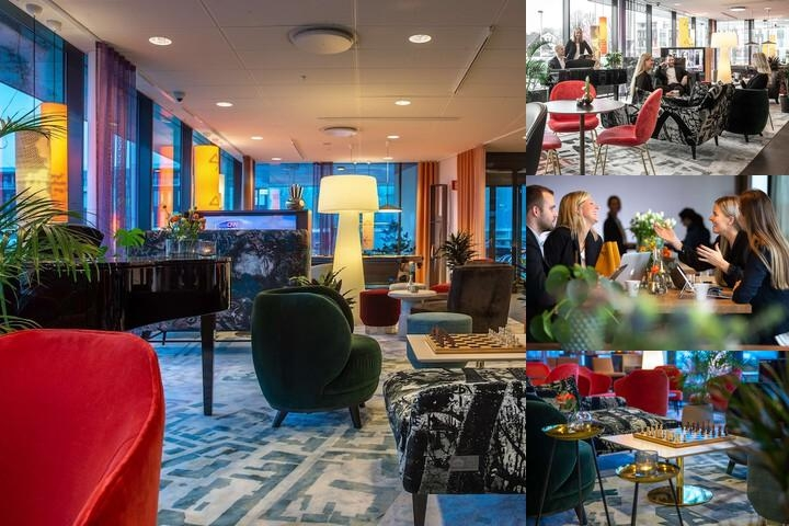 Park Inn by Radisson Lund photo collage