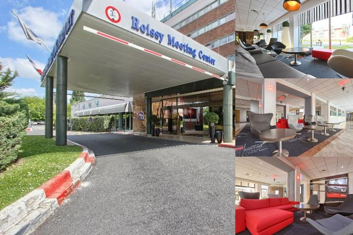 Best Western Paris Cdg Airport photo collage
