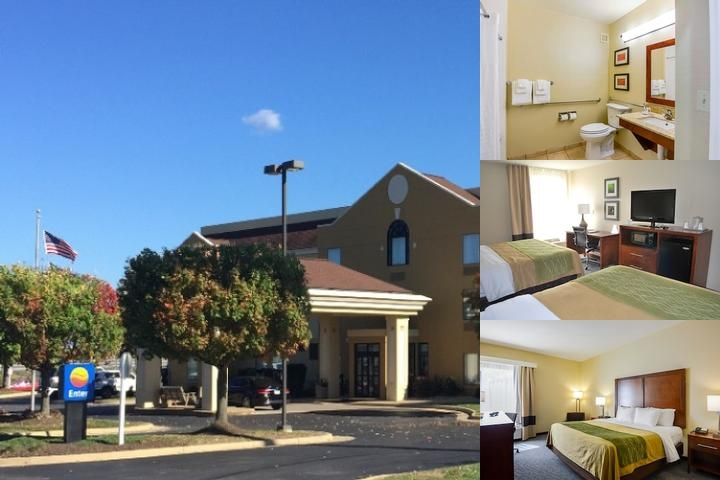 Comfort Inn Woodstock photo collage