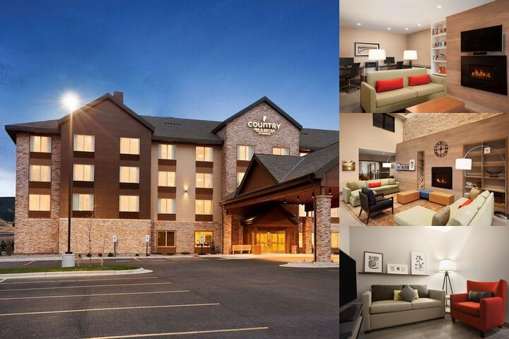 Country Inn & Suites by Carlson Bozeman Mt. photo collage
