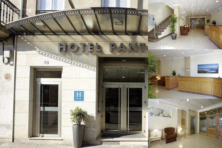 Hotel Panton photo collage