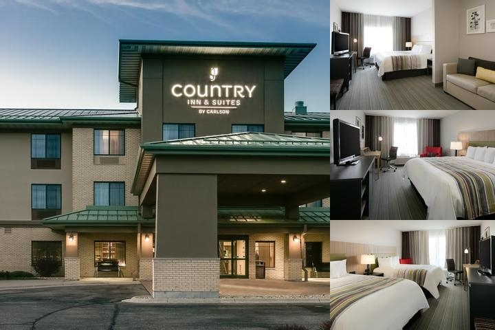 Country Inn & Suites Madison West photo collage