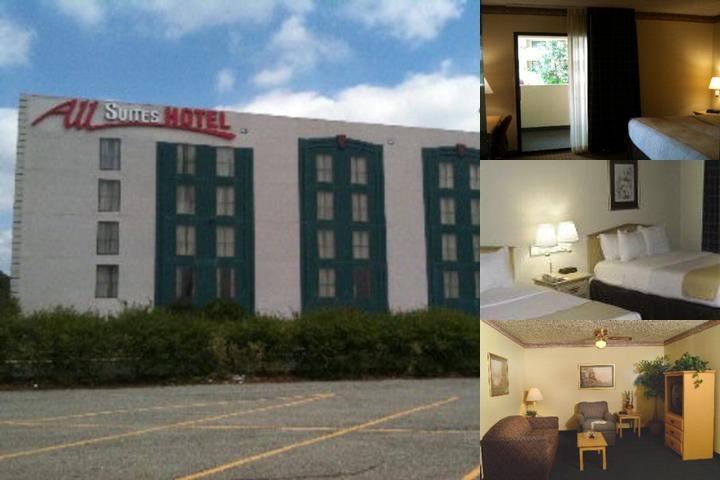 All Suites Hotel photo collage