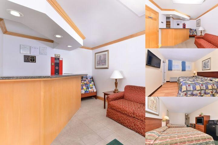 Tower Inn & Suites photo collage