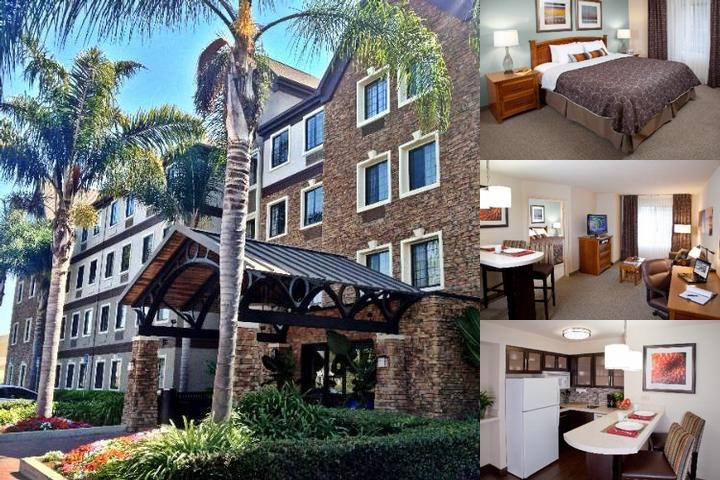Staybridge Suites Sorrento Mesa photo collage