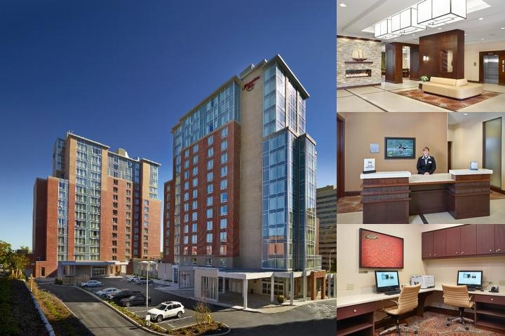 Homewood Suites by Hilton Halifax Downtown photo collage