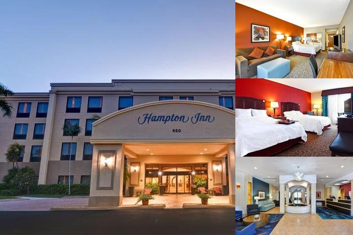 Hampton Inn Deerfield Beach photo collage