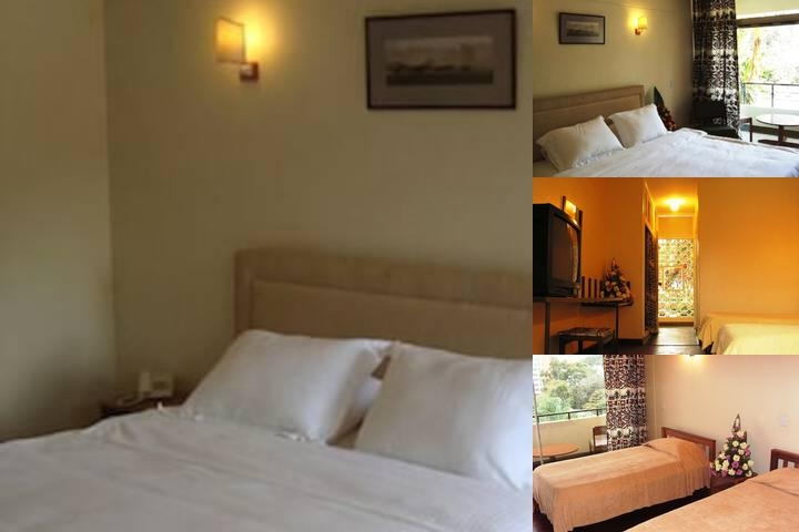 Kivi Milimani Hotel photo collage