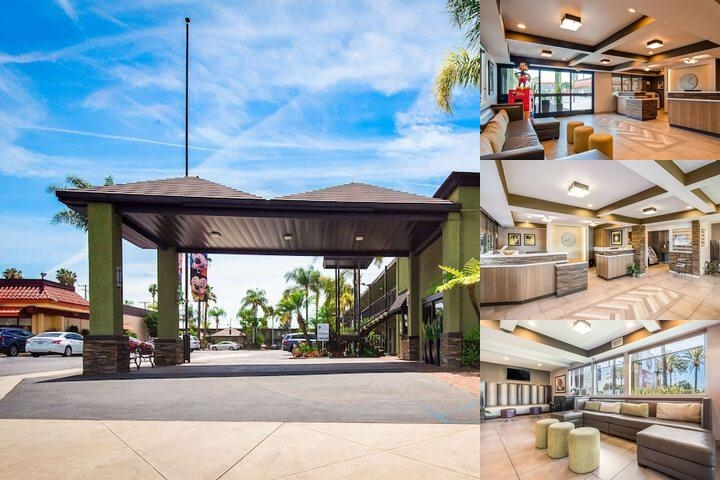 Best Western Pavilions photo collage