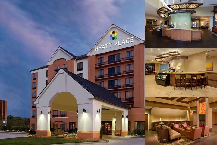 Hyatt Place San Antonio Riverwalk photo collage