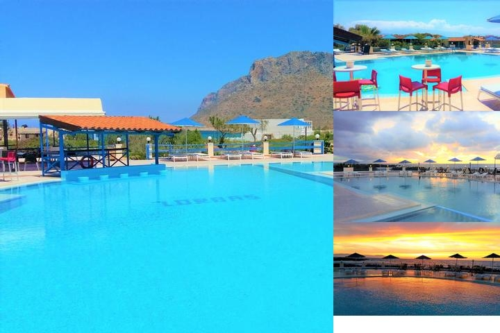 Zorbas Beach Village Hotel 3 Star Hotel photo collage