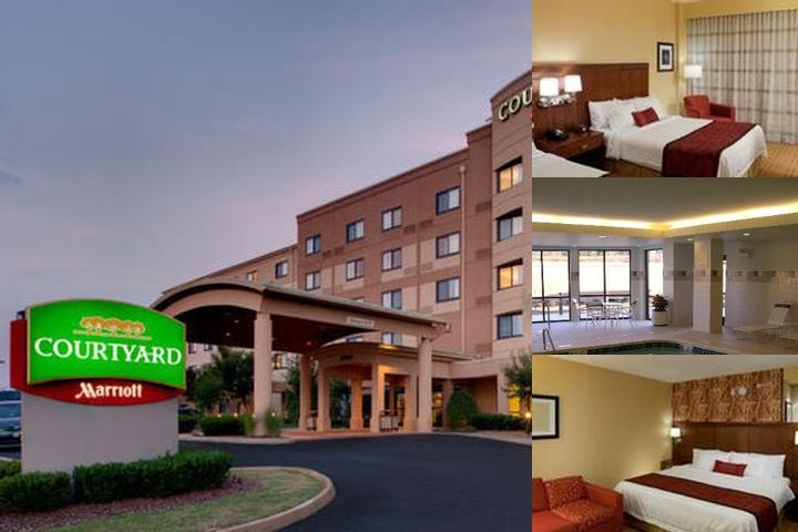 Courtyard by Marriott Bristol photo collage